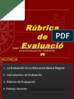 Rúbrica Evaluación Por CompetenciasFFGFGFD