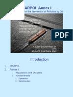 Power Point Presentation MARPOLAnnexI