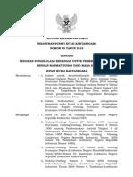 Perbup Nomor 35 Tahun 2015 Ttg Keuangan Desa Heru Ok