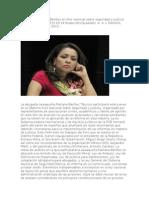 20.05.2015 Participará Mariana Benítez en foro nacional sobre seguridad y justicia  El texto original de Éste artículo fue publicado por Agencia Quadratín en la siguiente dirección