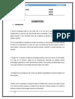 COSMETICA Petroquimica Examen Final