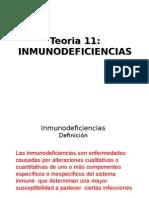 Semana 11.2 Inmunodeficiencias