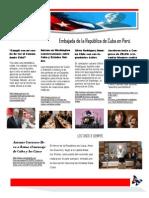 Boletín Cuba de Verdad Nº 87-2015