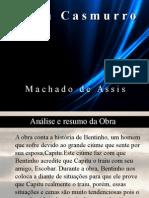 Obra Dom Casmurro 2ºA.ppt