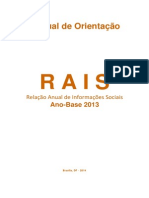 Manual Rais 2013