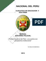 Manual Del Curso de Doctrina Policial