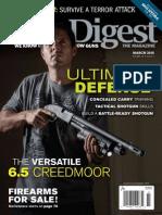 Gun Digest - 2015 03 (March)
