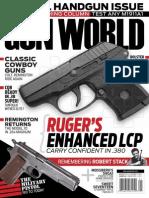 Gun World - January 2014 USA