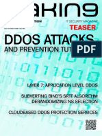 Hakin9_Practical Protection - DDOS Attacks and Prevention 2014