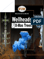 WOM Wellhead and X-mas Reference