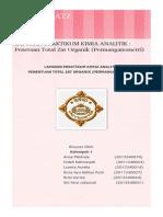 Laporan Praktikum Kimia Analitik.html