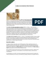 La Historia de Los Olmecas