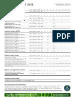 optimise price list 20150301 web