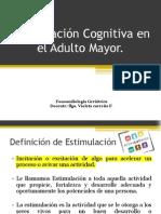 5 Estimulación cognitiva