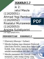 teologi islam Aliran Khawarij