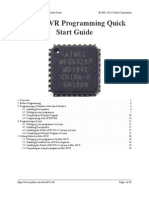 Avr Programming Quick Start Guide