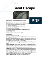 Great Escape Design