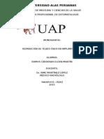 Monografia Reparacion de Los Tejidos