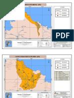 Mapas Red Hidrológica de Ecuador
