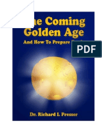 "Introduction to ""The Coming Golden Age and How to Prepare for it"""