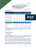2014 3T Analisis de La Gerencia