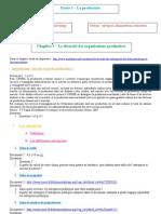 partie3-la production- chapitre 1-la diversité des organisations productives