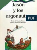 Montes, Graciela (1988) Jasón y Los Argonautas, CEAL