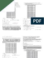 Problemas Resueltos de Regresion y Correlacion Lineal