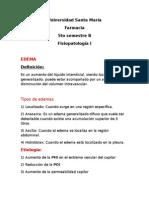 Resumen de Fisiopatologia I