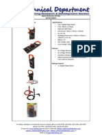 (DT266) Digital Multimeter