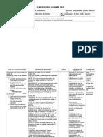 Planificación 2014 AGOSTO Matematica 2