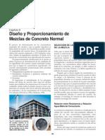 02 Diseño y Proporcionamiento de Mezclas de Concreto