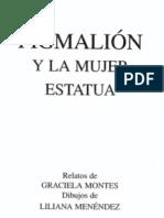 Montes, Graciela (1997) Pigmalion y La Mujer Estatua, Odo-Gramon, Colihue, Página 12