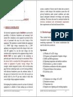 ELEC4611-15-Lec2 - Electric Stress in HV Equipment