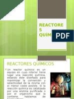 Reactores Batch Tubular y Mezcla