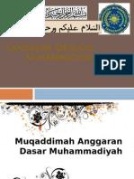 Landasan Ideologi Muhammadiyah