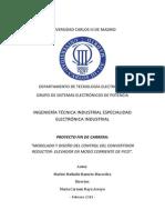 PFC Modelado y diseno del control por corriente de pico del Convertidor Reductor Elevador.pdf