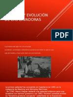 Historia y Evolución de Las Lavadoras