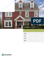 James Hardie Siding Brochure Trade