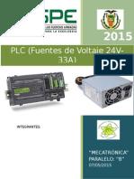 Informe PLC