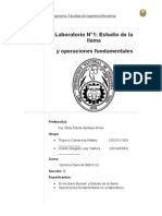 Laboratorio-N1 QUIMICA GENERAL
