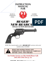New Ruger Bearcat Manual