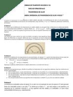 Aplicaciones Utilizando La Ecuacion Diferencial General Tridimensional de Traserencia de Calor Por Conduccion
