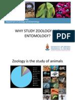 Why Study Zoology