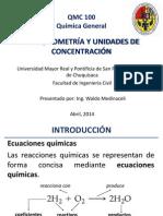 3 Qmc 100 Estequiometría y Unidades de Concentración (Parte 1)-1