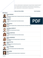 Meps Committees Libe