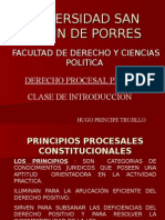 DERECHO PROCESAL PENAL II CLASE DE INTRODUCCION.ppt