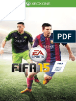 Fifa 15 Manuals Microsoft Xbox One En