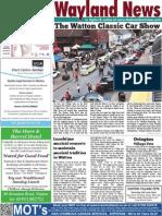 The Wayland News June 2015