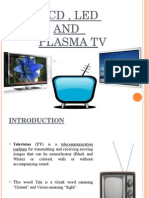 Crt Led Plasma Ppt
